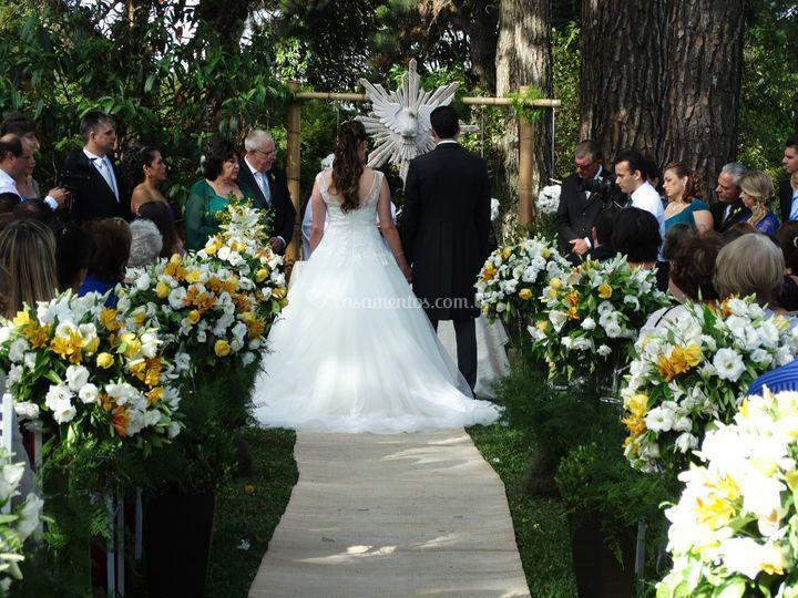 Casamento no bosque
