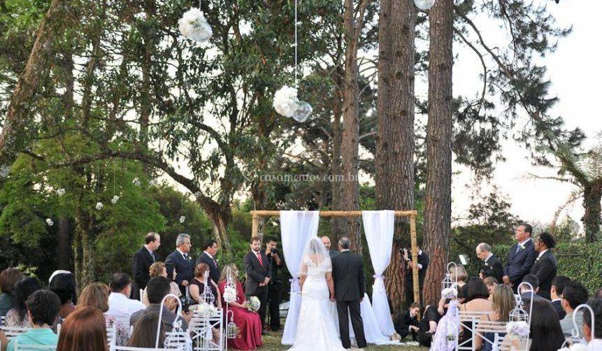 Bosque para casamentos