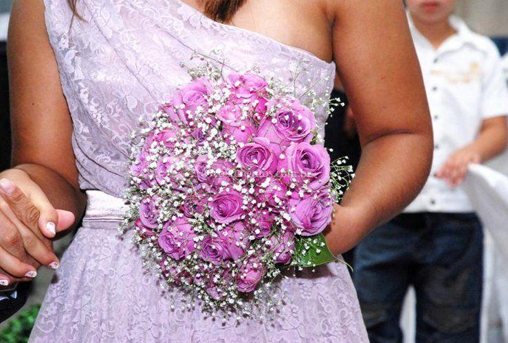 Foto da noiva