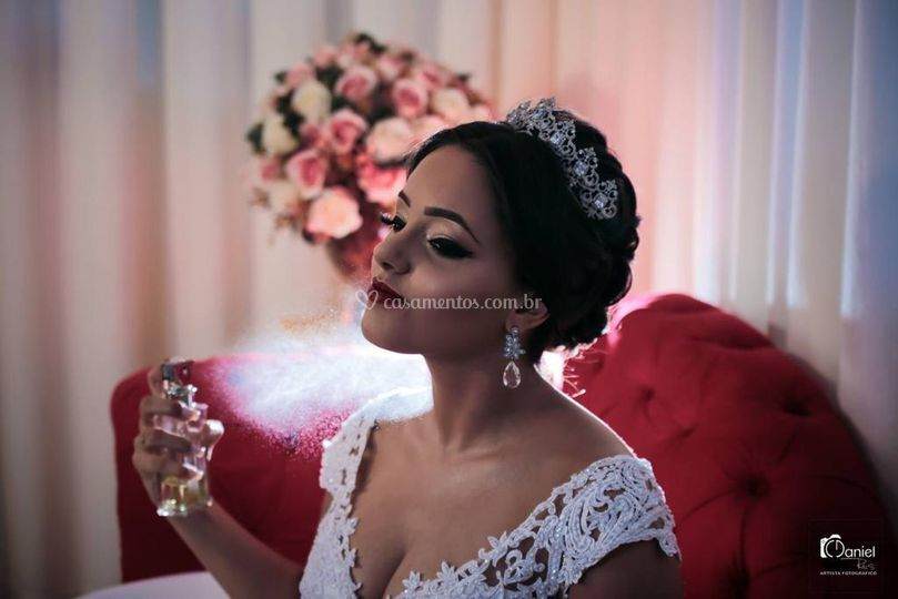 Joelma Gonçalves - dia da noiva