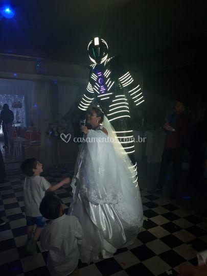 Robotrolled,mais um casamento