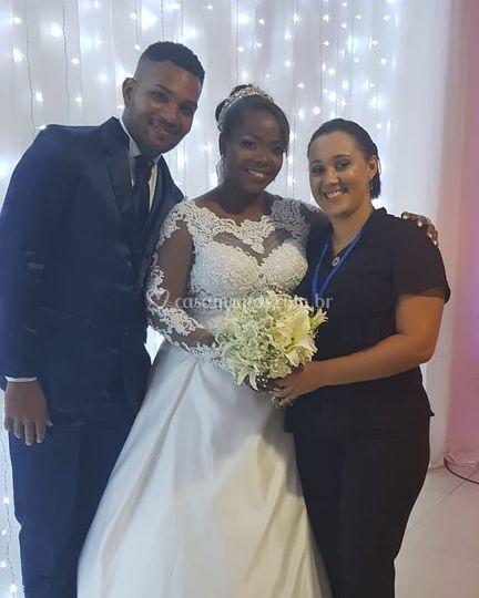 Casamento de Leandro & Jaqueli