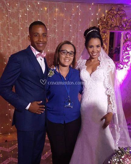 Casamento de Sidimario & Carin