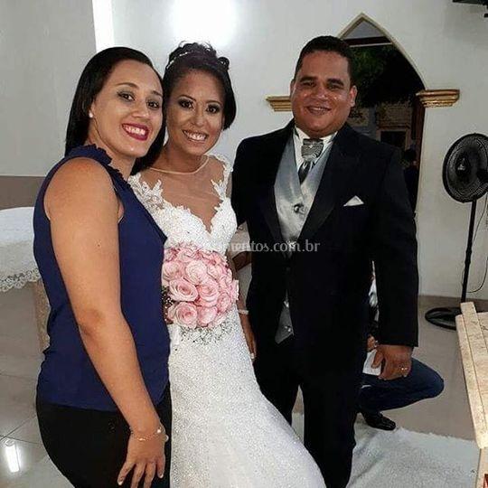 Casamento de Inaldo & Michelly