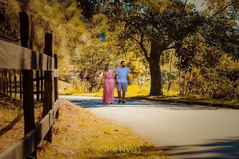 Ensaio de Casamento