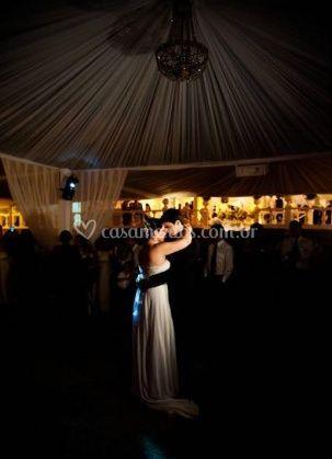A valsa dos noivos