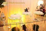 Mesa de bolo de Agape Decora��es