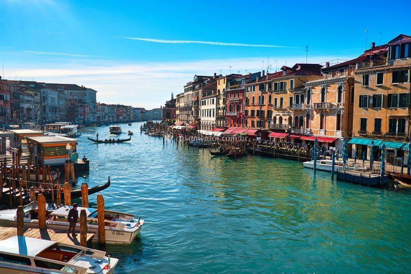 Veneza. Foto: Pedro França