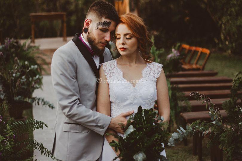 Casamento Evora e Lucas