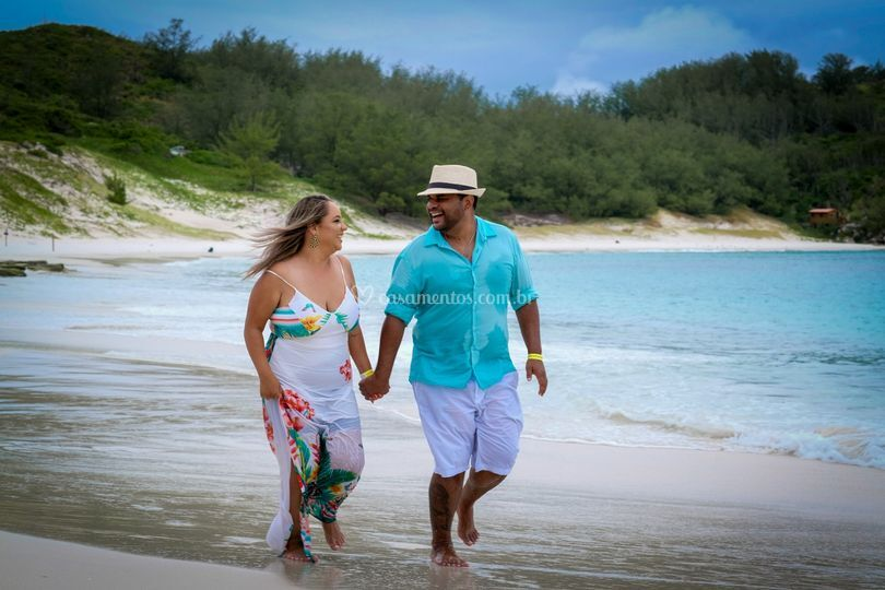 Pré Wedding - Arraial do Cabo