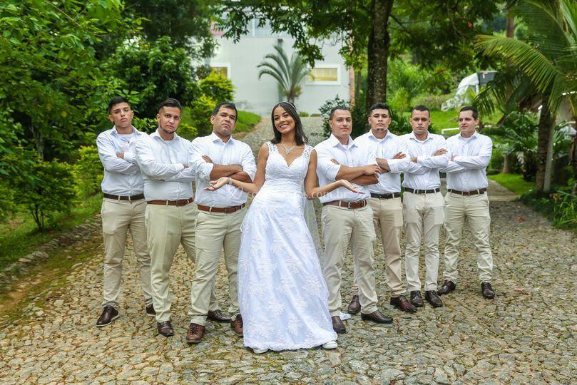 Casamento Giseli e Maxsuel