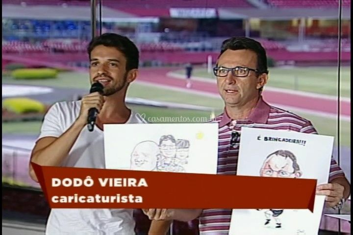 Caricaturas na Band