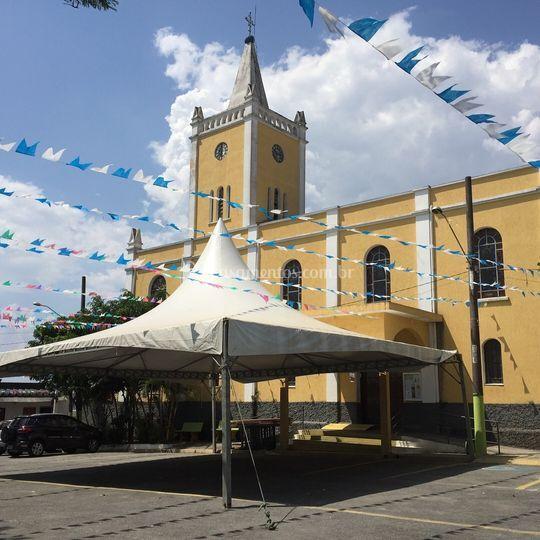 Festa da igreja 10x10