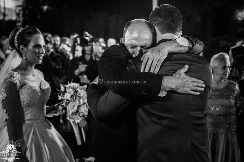 Casamento Lays e André