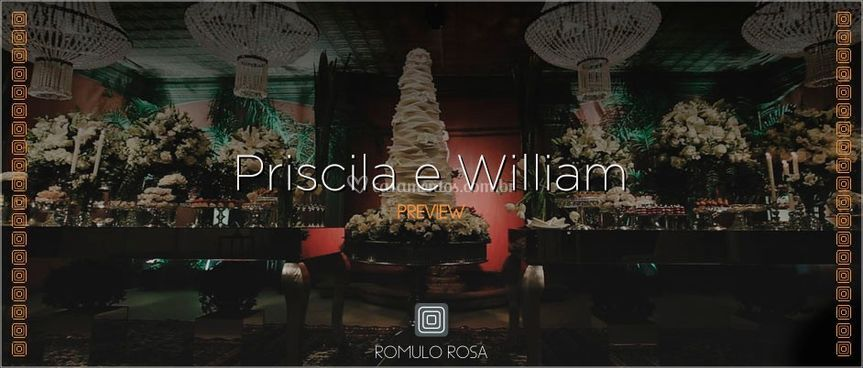 Priscilla e Willian