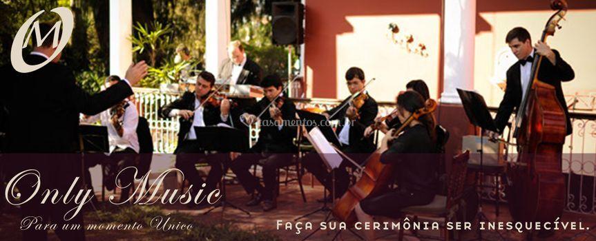 Orquestra ao vivo