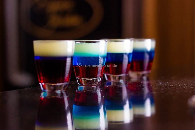 Shot - Kamikaze Blue