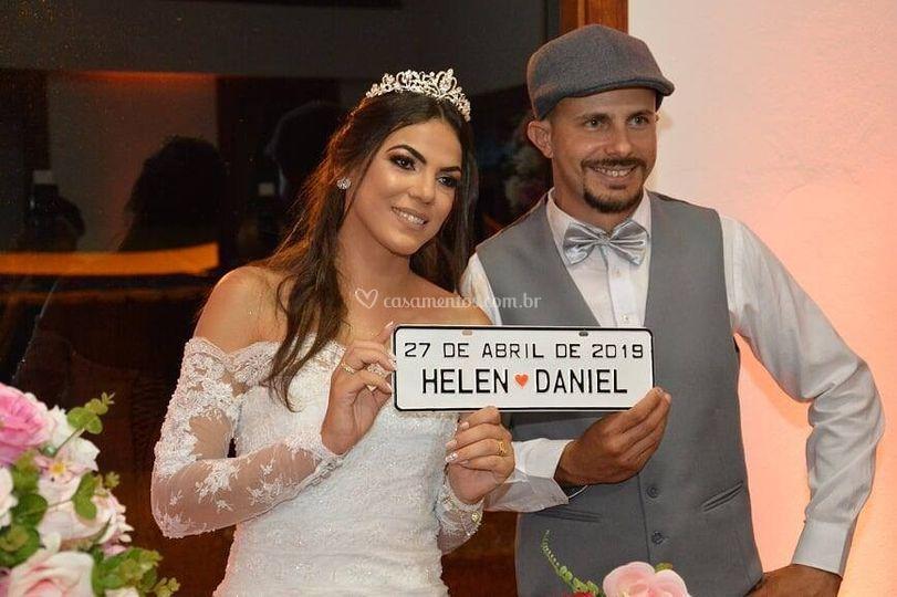 Helen e Daniel