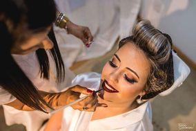 Flávia Moreira Make Up Hair