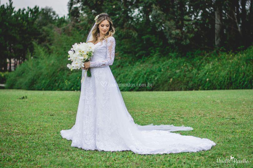 Noiva Maria Eugênia