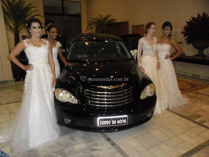 Carro da Noiva Araçatuba