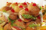 Mini sanduiches de Festa & Cia