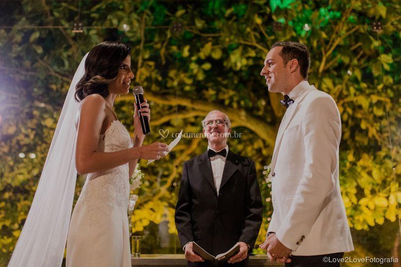 Casamento Carol e Isaac