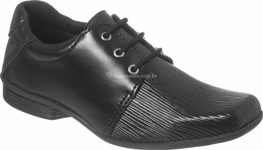 Sapato social infantil Redmax