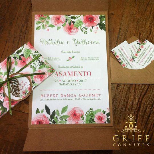 Griff Convites