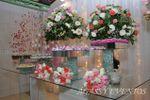 Decora��o rosa de Sal�o de Festas �gassy