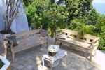 Elegante mobilia de Mans�o da Ilha