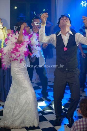 Festa para o seu casamento