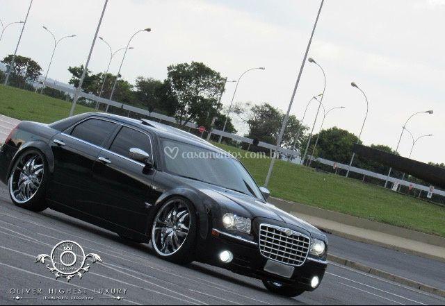 """Chrysler 300c V8 """"24"""