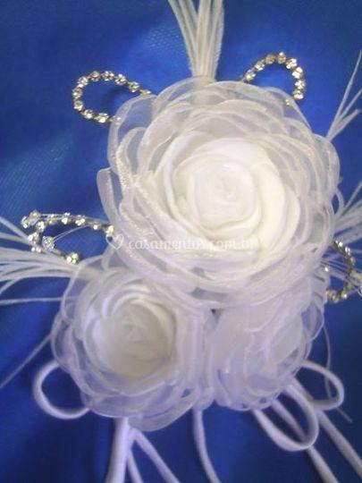 Arranjo para vestido noiva