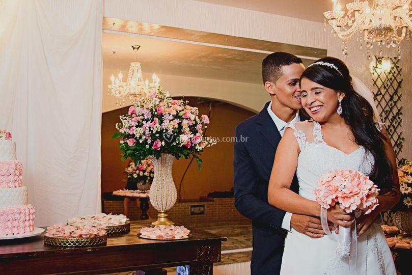 Casamento Leka e Jack