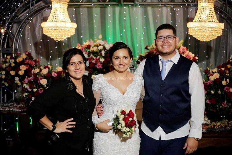 Casamento Edivânia e Lucas