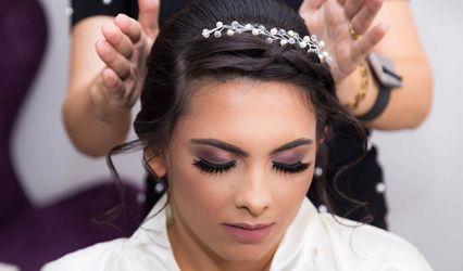 Monica Bianeck Makeup Hair