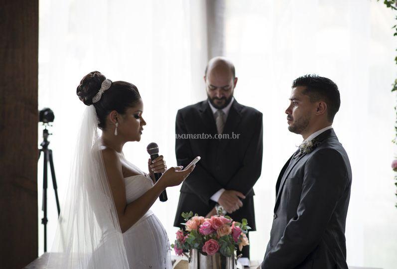 Casamento fernanda e junior