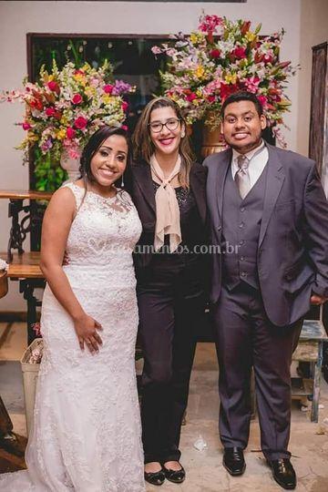 Casamento Kerol e Vitor
