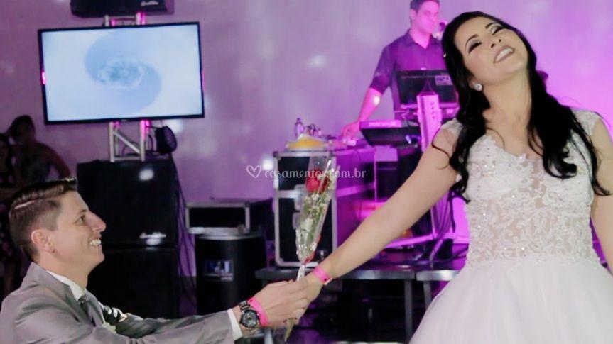 Bride dance - Jéssica e Thales