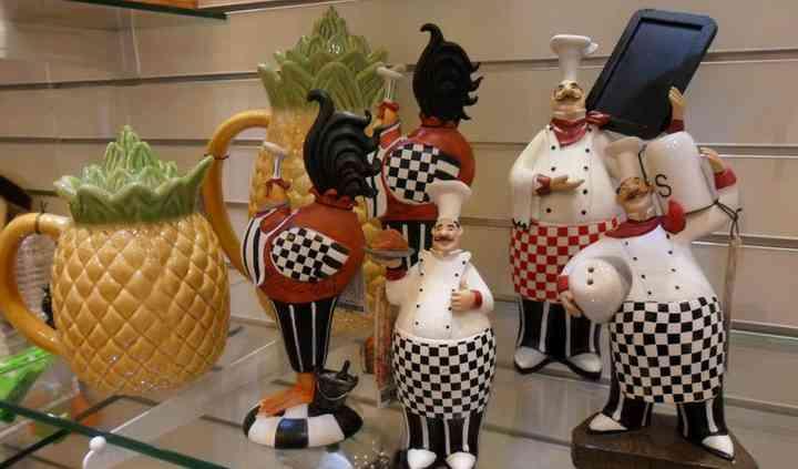 Figuras de cozinha