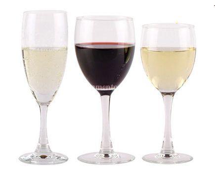 Variedade de copos