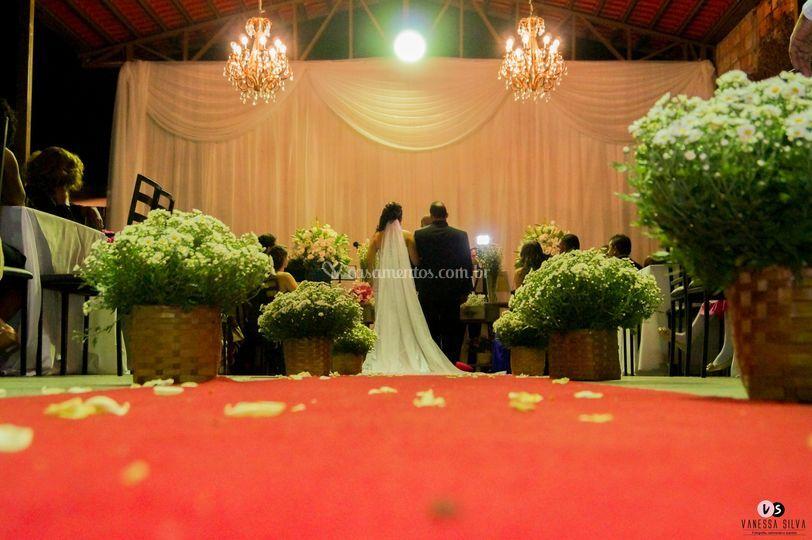 Fotografia de casamento.