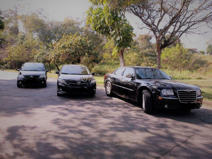 Carros disponíveis