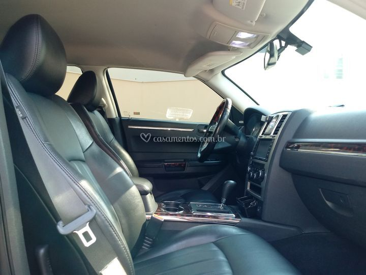 Interior chrysler 300c