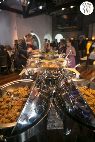 Maravilhoso buffet