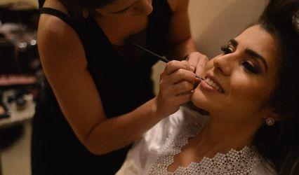 Bel Simas Makeup 1
