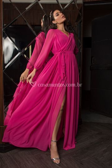 Rosa pink fluido