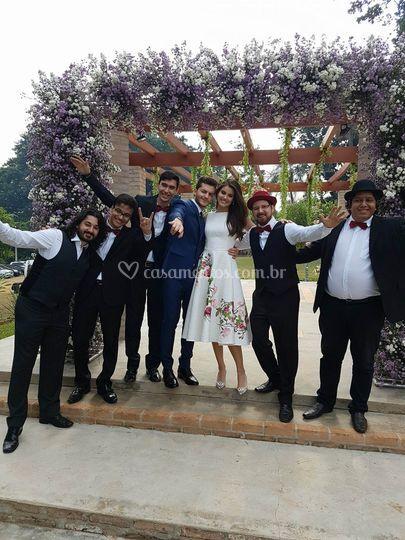 Casamento de Klebber e Camila