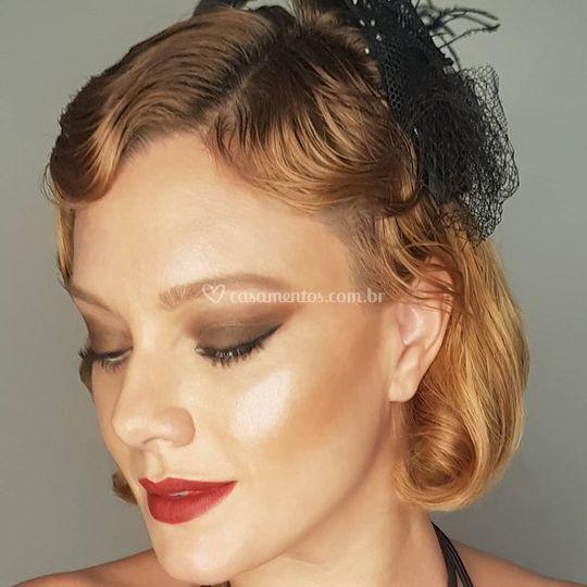 Lina Bianchini Makeup